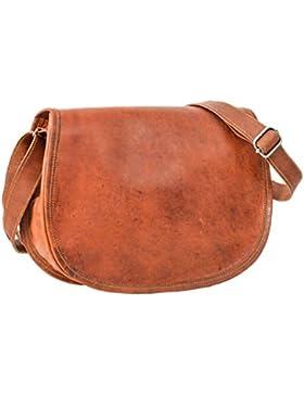 Gusti Leder nature ''Holly'' Handtasche Damentasche Umhängetasche Freizeit Shoppingtasche Abendtasche Schultertasche...