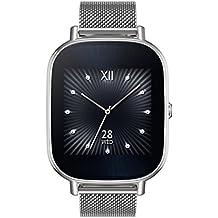 Asus ZenWatch 3WI503Q-1LDBR0001– Reloj inteligente (Amoled, 400x 400Qualcomm Snapdragon Wear 2100, 512MB, 4GB, Android Wear, pulsera de piel)