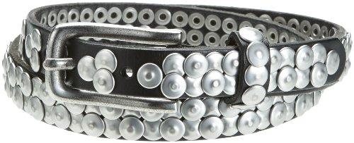 Liebeskind Damen Gürtel LKB52 vintage, Gr. 80, Schwarz (black)