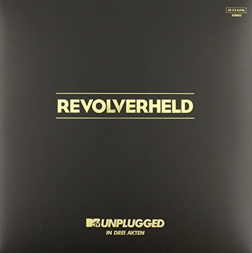 MTV Unplugged in drei Akten (limitierte, goldene Vinyl) [Vinyl LP] - Limited Edition Farbe