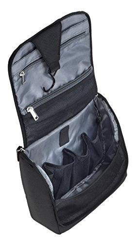 Trousse 5 dn697–01 Black Polyester/PU Bags & More d & N