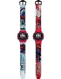 Reloj digitale Spiderman 4con correa intercambiable