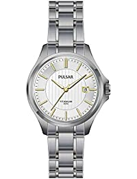 Pulsar Damen-Armbanduhr Analog Quarz Titan PH7435X1