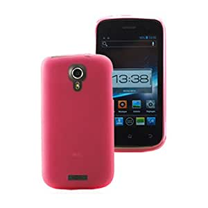 Mocca Design - GWIF01 - Gel Frost Housse en silicone pour Wiko Cink Five Rose