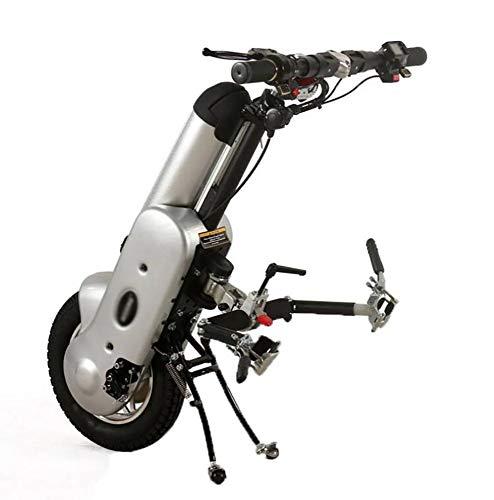 BTHDPP Kit di Conversione Handbike DIY Handbike Adaptor Handcycle per Carrelli da 36V 400W con Batteria agli Ioni di Litio da 36V 12AH