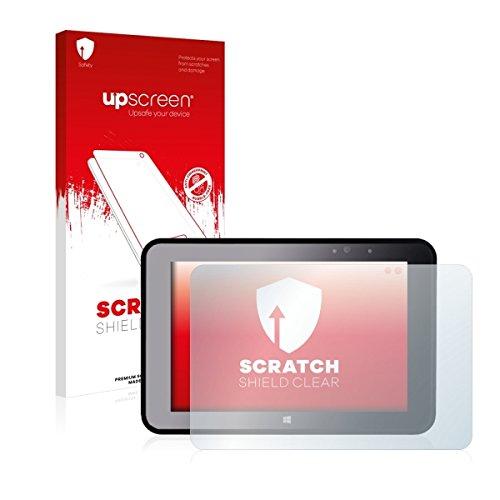 upscreen Scratch Shield Clear Bildschirmschutz Schutzfolie für Pokini Tab A10 (hochtransparent, hoher Kratzschutz)