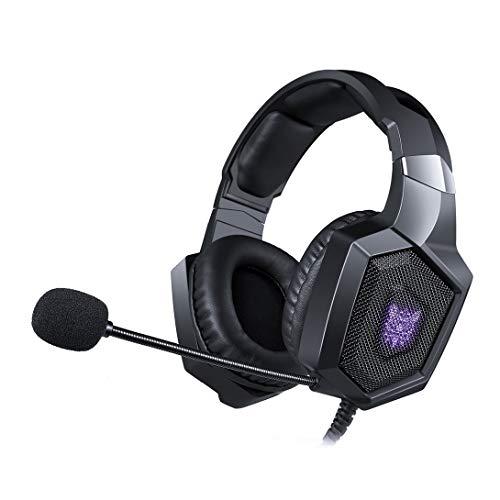 Swiftswan Over Ear Kopfhörer, Super Bass Stereo Bluetooth Headset, faltbar und leicht, verdrahtet und Wireless Zwei Modi für Handy, TV, PC und Reisen
