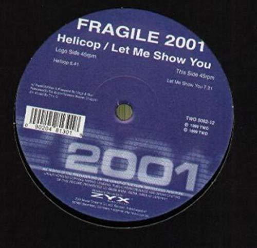 Helicop/Let Me Show You [Vinyl Single]