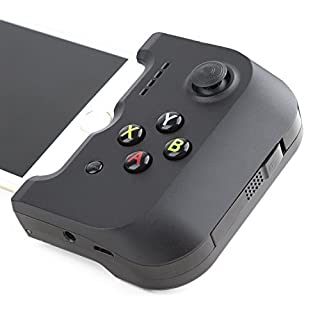 Gamevice GV156 controller for iPhone 6/6plus/6S/6Splus/7 - Black