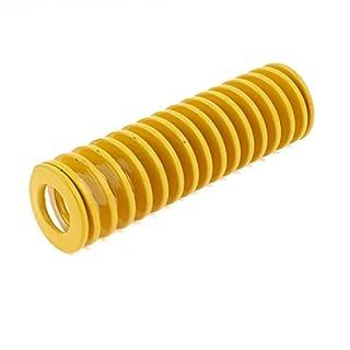 Gelb Licht Laden Drücken Kompression sterben Spring 30mm x 15mm x 100mm