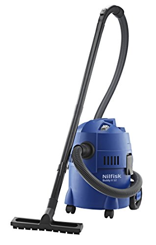 Nilfisk 18451119 Buddy II 12, 1200 W, 230 V, blau Buddy Adapter