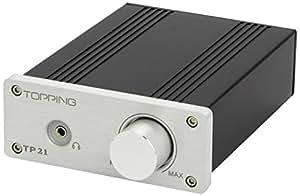 tp21Topping Mini amplificateur numérique classe T avec 25WPC Casque
