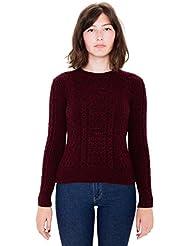 American Apparel Honeycomb Sweater