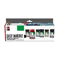Marabu Easy Marble Paint Assortment