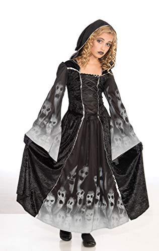 Bristol Novelty CC190 Vergessene Seele Kostüm (Gott Ideen Halloween-kostüm)