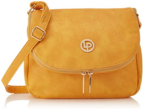 Lino Perros Women's Sling Bag (Yellow)