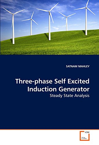Three-Phase Self Excited Induction Generator