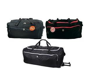 Extra Large Wheeled Holdall Suitcase Luggage Wheels Cricket Bag