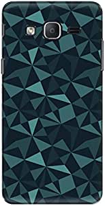 The Racoon Lean printed designer hard back mobile phone case cover for Samsung Galaxy On5 Pro. (crazy tria)