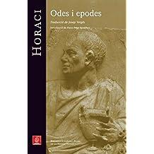 Odes i epodes (Biblioteca Grecia i Roma)