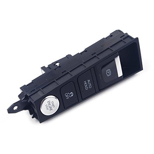 Beler multifonctionnel Démarrage du moteur Stop ESP EBP Panneau de commutateur de console 3 AD 927 137 B