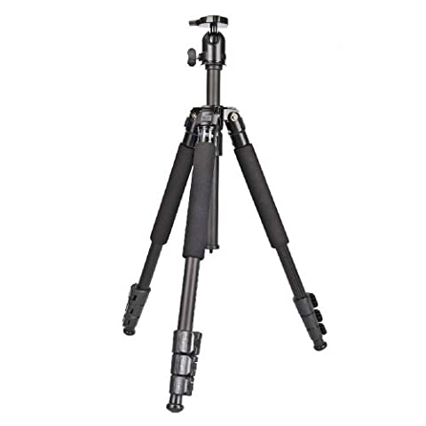 Foto-gears Camera Tripod Monopod photography aluminum tripod ball head Lightweight and portable four pin low angle shot with Carrying Case 510mm-1335mm