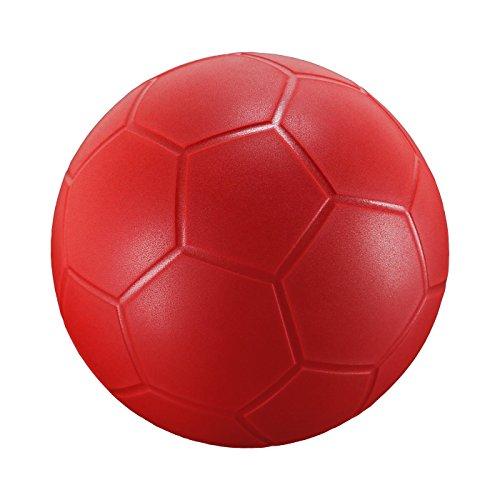 First-Play - Balón de fútbol, Color Rojo