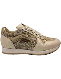 Nero Giardini J P830001F Argento e Oro Sneakers Bambina dal 30 al 39 cd11656186a