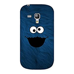 Special Blue Funny Ghost Back Case Cover for Galaxy S3 Mini