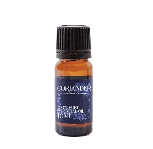 Aceite Esencial de Cilantro - 10ml - 100% Puro