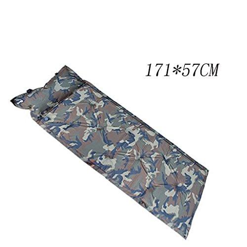 TYJ Picknick-Decken Automatisches aufblasbares Auflage-Zelt Feuchtigkeitsbeweises Individuelles im Freienpicknick-Matten-Strand-Schlaf-Falte ( Farbe : #5 , größe : 171*57CM )