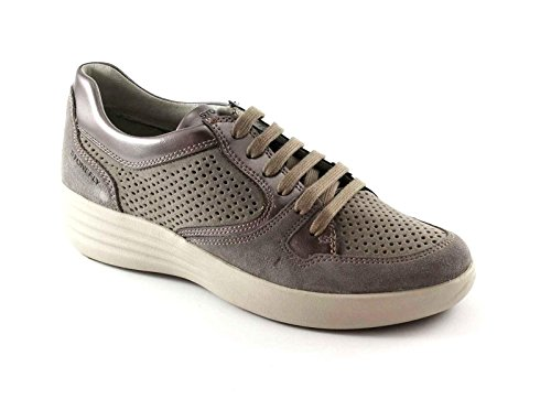 Stonefly Romy 13, Sneakers Basses Femme Gris (Taupe 423)