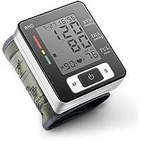 Desconocido FJHJB Smart Home electrónico de la Pantalla Digital del tensiómetro de la Voz Inglesa con