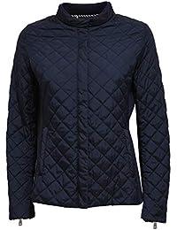 Max Mara 7763X Giubbotto Donna Weekend Blue Middle Season Jacket Woman e081ea2d29