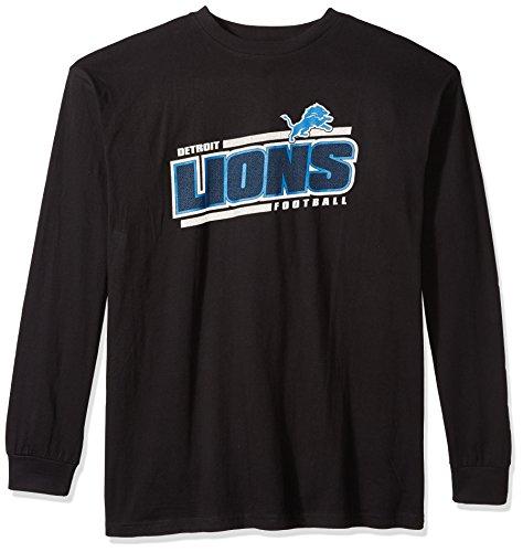 NFL TEAM APPAREL Herren ndestinam Delfine Full Zip Poly Fleece ragla-Charcoal/Black-2X T, Herren, NDESTINAM, schwarz Full Zip Screen-print Sweatshirt
