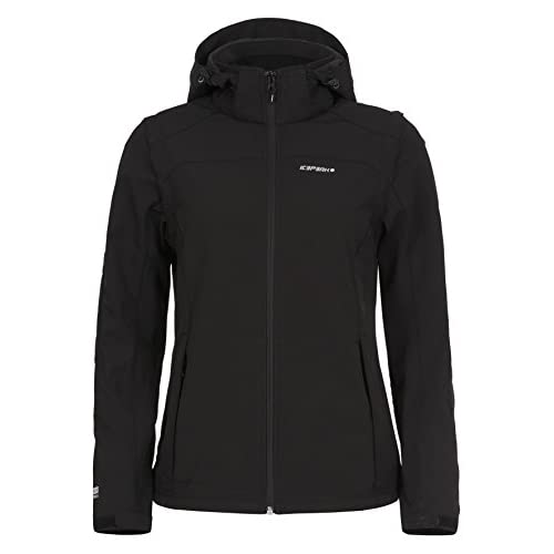 41F LsKmFIL. SS500  - ICEPEAK Leonie Women's Soft Shell Jacket,