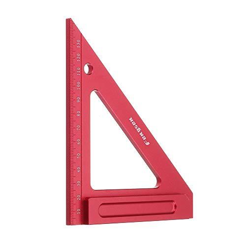 Dreieck Quadratisches Lineal für Zimmermannsarbeiten, 150 mm