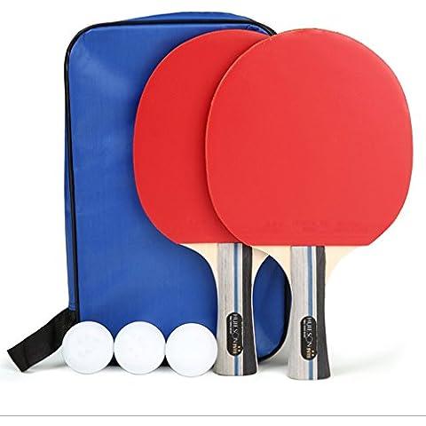 Racchetta da ping pong Cina campione di racchetta da ping pong, Shake-hands grip - Campione Cina