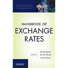 Handbook of Exchange Rates (Wiley Handbooks in Financial Engineering and Econometrics)