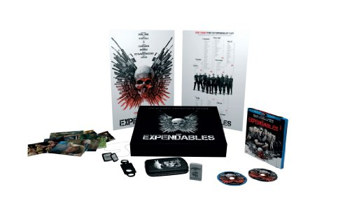 Expendables (the) [Blu-ray]