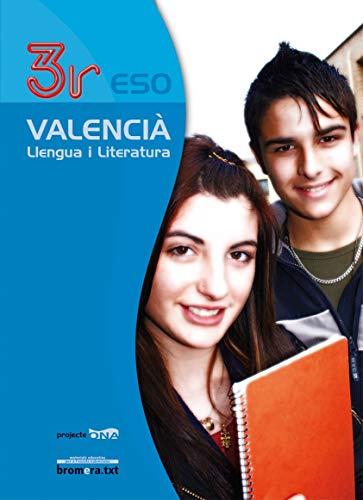 ONA 3: Valencià, llengua i literatura, 3 ESO. Projecte Ona - 9788498241952