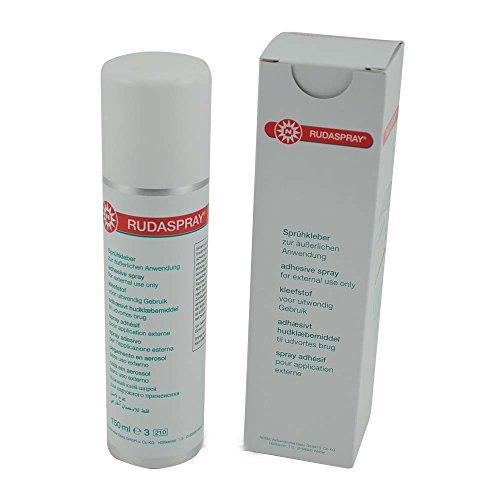Noba RUDASPRAY® Sprühkleber, Verbandfixierung, Sprühfixierung, Sprühdose FCKW-frei, 150 ml