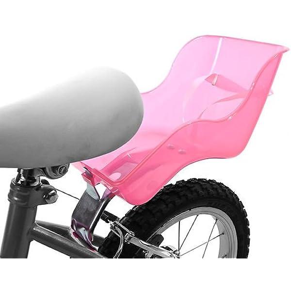 1pc Bike Doll Carrier Seat stuffed toys Kids Bike Accessories for Girls t YA56OH