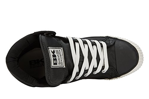 British Knights ATOLL UNISEX ALTE SNEAKERS Nero
