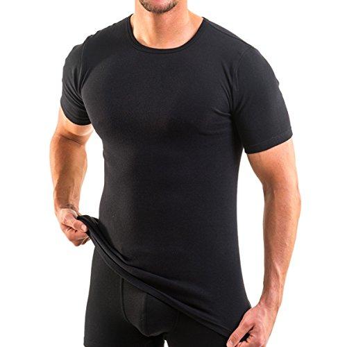 HERMKO 3840 3er Pack Herren kurzarm Business Shirt Mix s/m/o