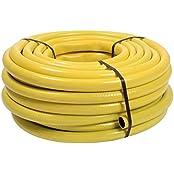 Sanifri 470010052  Suntos  Qualitätsschlauch 50m. No Torsion System - knickfest und verwindungsfrei, kälte- und hitzebeständig ( -10°C - 50°C), Abmessung 1/2 , Wandstärke 2mm