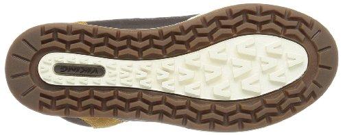 Viking  TRAPPER Gore-Tex®, Bottes de ski mixte enfant Marron - Braun (mustard/dark brown 4318)