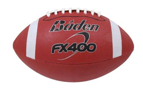 Baden Sewn Rubber - Balón de fútbol americano