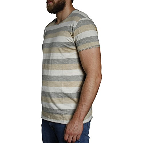 !Solid Herren T-Shirt Chip Rundhals Shirt Dusty Olive (3784)