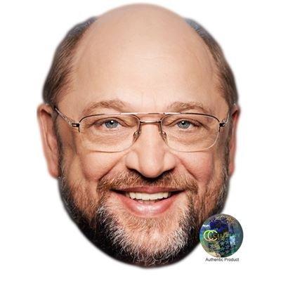 Preisvergleich Produktbild Martin Schulz Maske aus Pappe